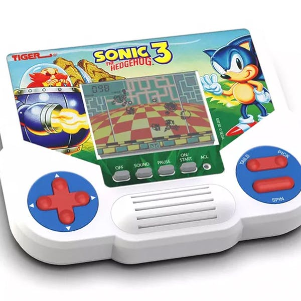 nouvelles mini-consoles tiger electronics hasbro