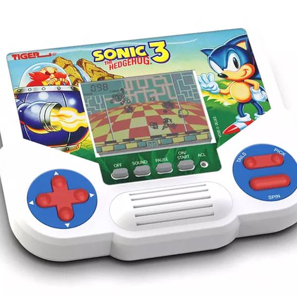 Hasbro relance les mini-consoles Tiger Electronics