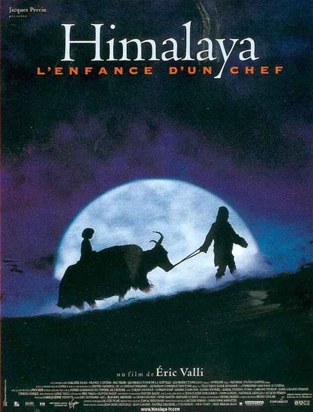 Affiche Himalaya