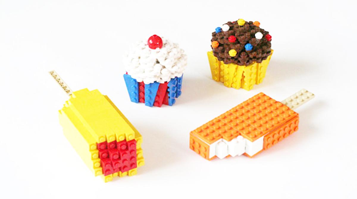 20 idées de constructions en LEGO à croquer