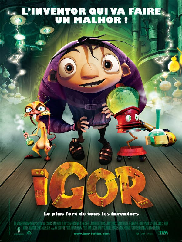 Affiche Igor