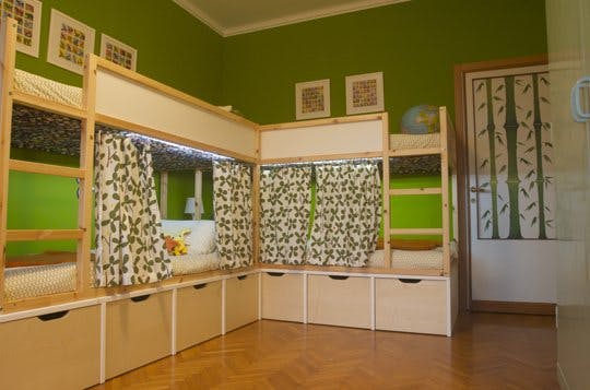 Les super transformations de lit pour enfant kura d 39 ikea for Letto kura ikea