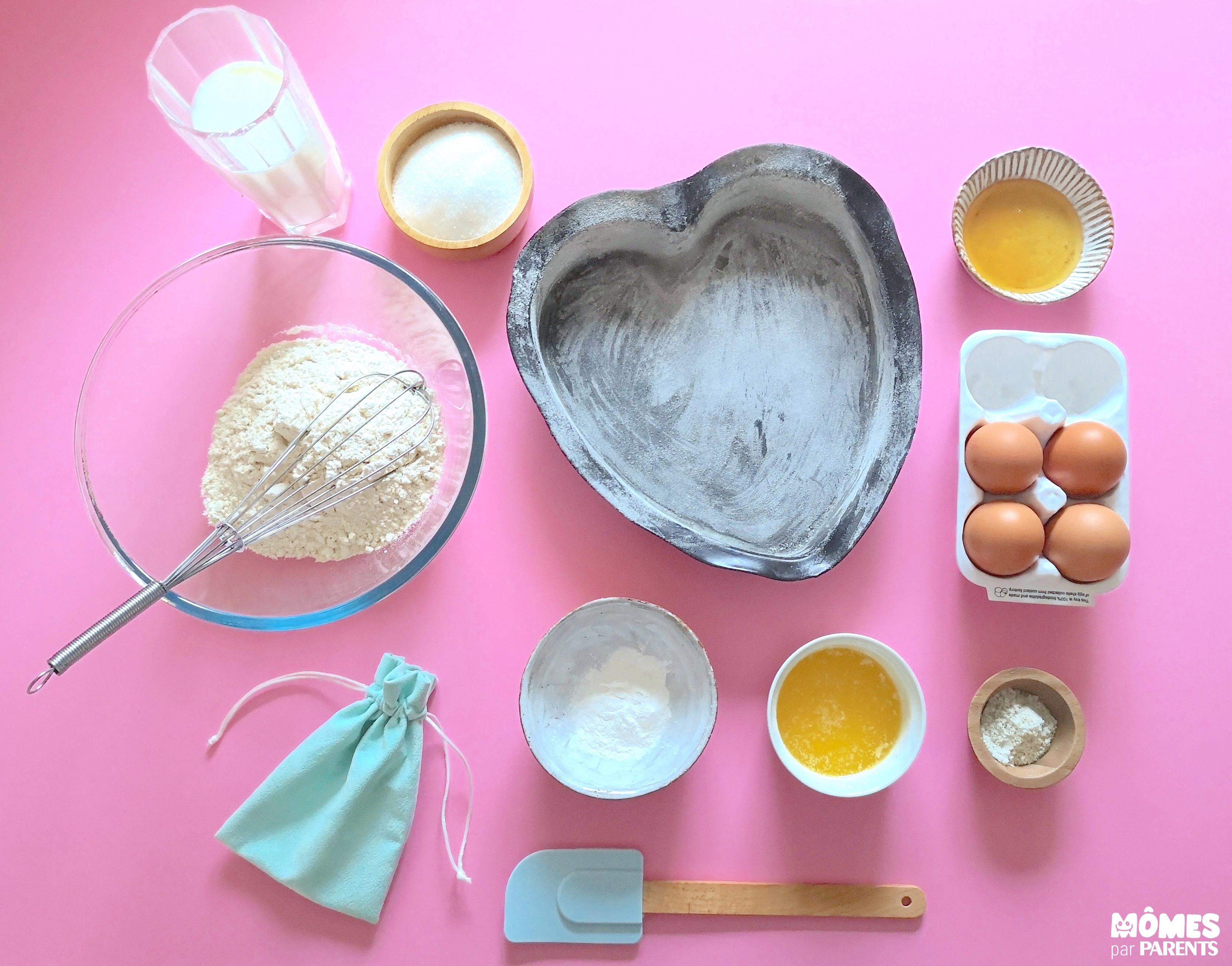 ingrédients gâteau peau âne