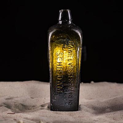 bouteille à la mer vieille de 132 ans