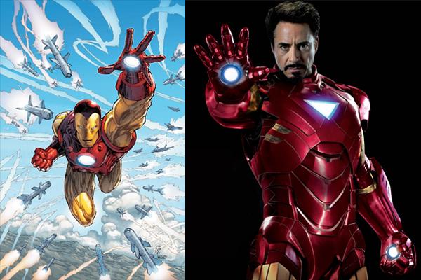 Iron Man Momes Net