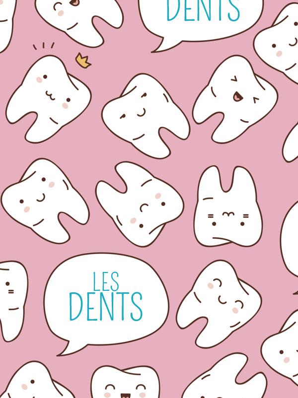 Comptine J'ai perdu mes dents!