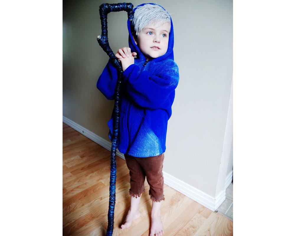 Jack Frost Les cinq légendes déguisement costumes halloween enfants
