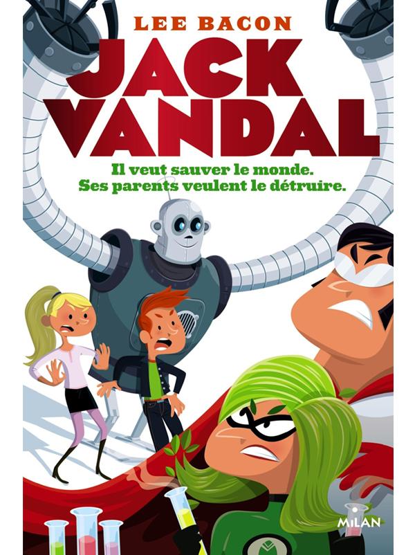 Jack Vandal