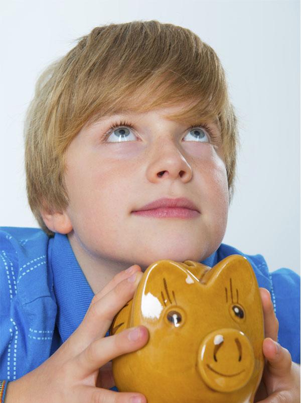 Image Je découvre : l'argent de poche
