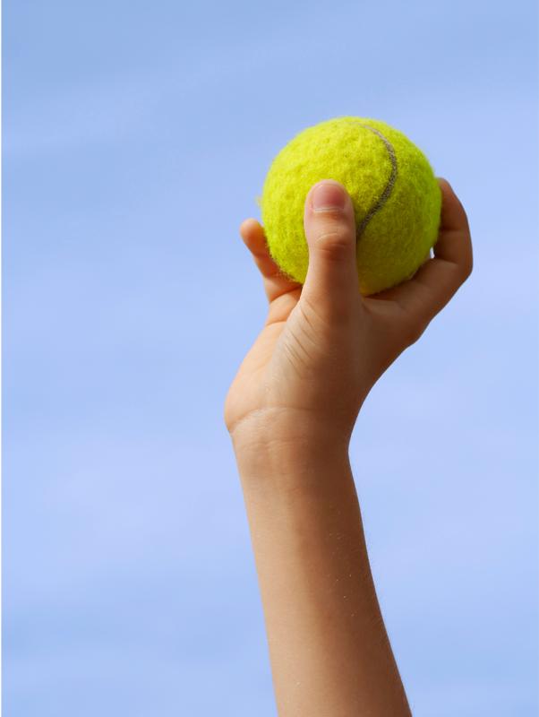 Je découvre : le tennis
