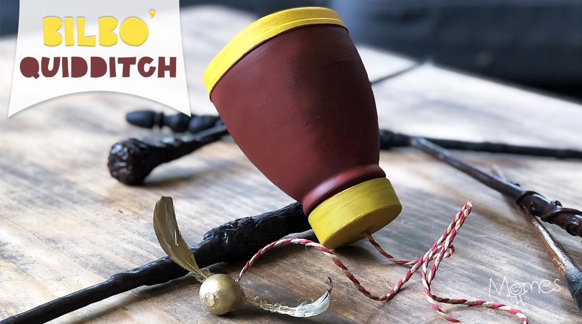 Jeu de Bilbo'Quidditch