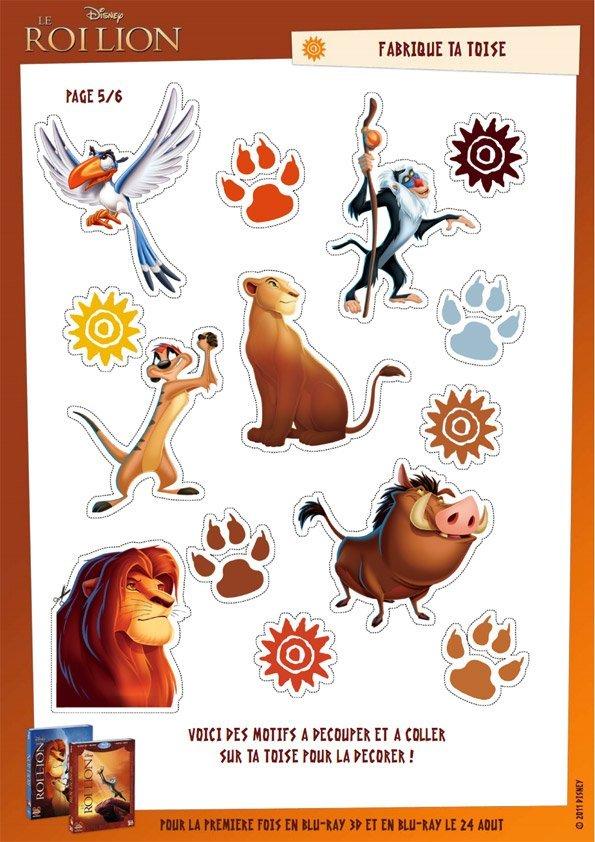 Roi Lion Puzzles Jeux - Jeux Roi Lion - Apsip.com