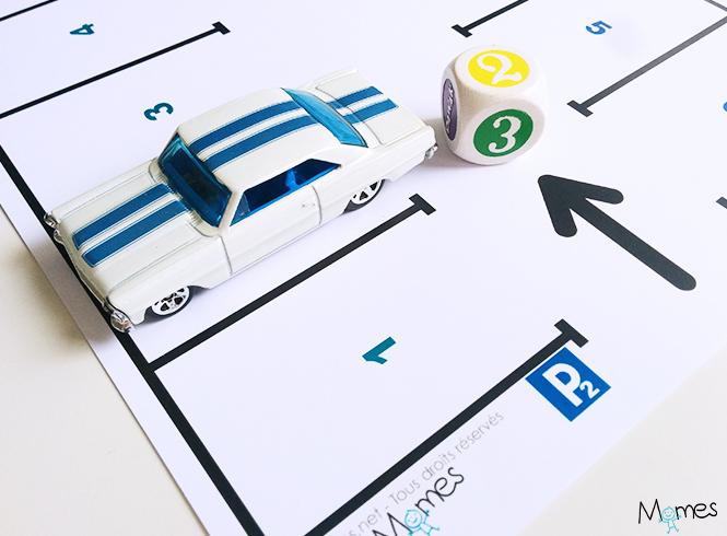 parking à imprimer