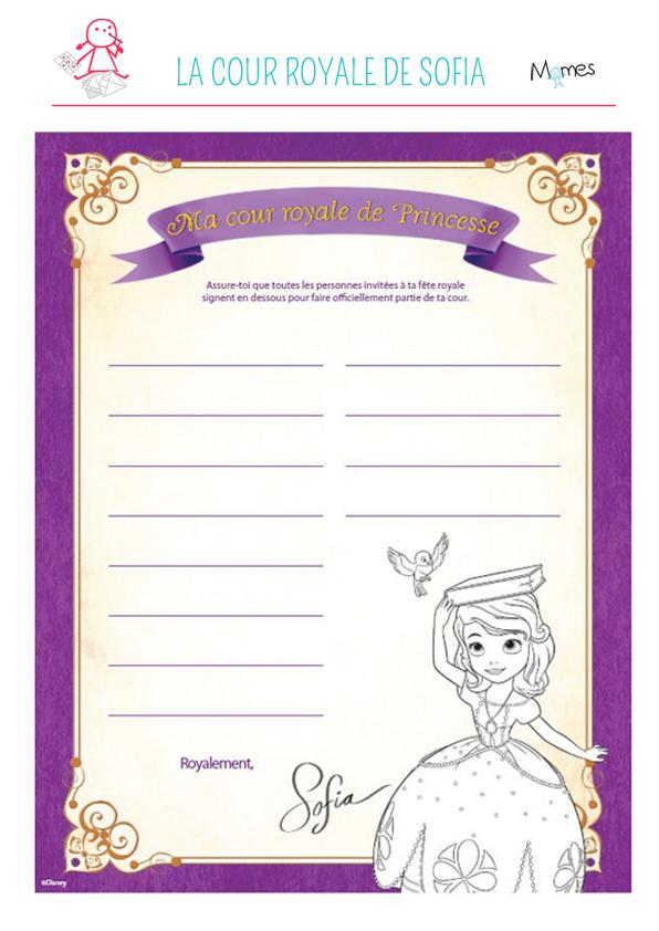 Jeu princesse sofia la cour royale - Jeux de princesse sofia sirene gratuit ...