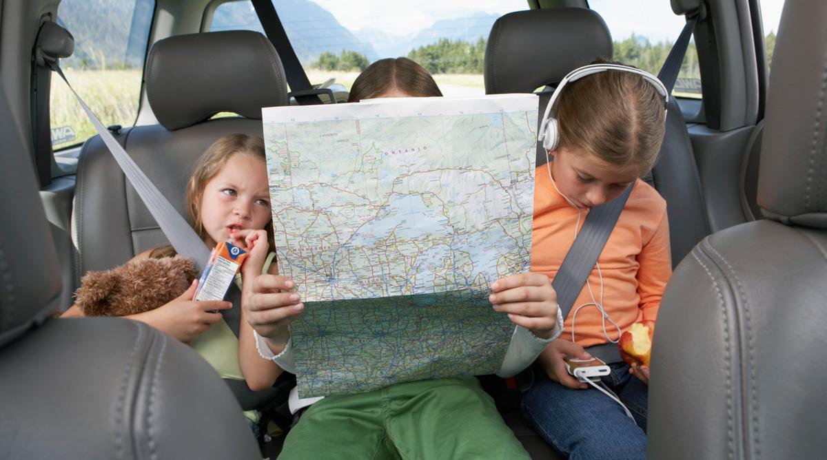 Jeux pour la route
