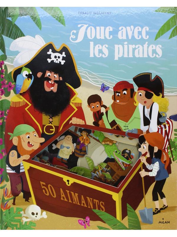Joue avec les pirates