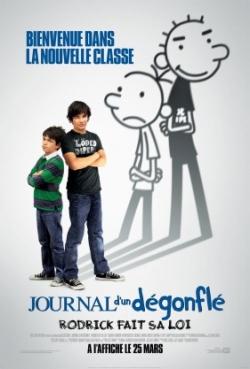 Affiche Journal d'un dégonflé 2
