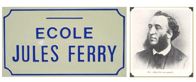 jules ferry école