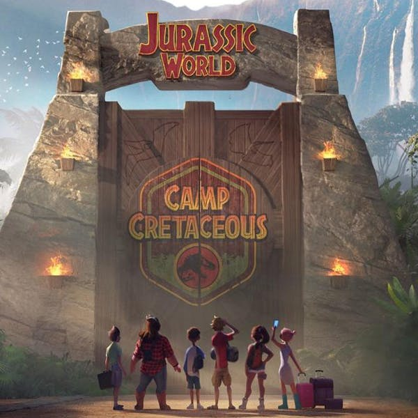 jurassic world camp cretaceous série netflix