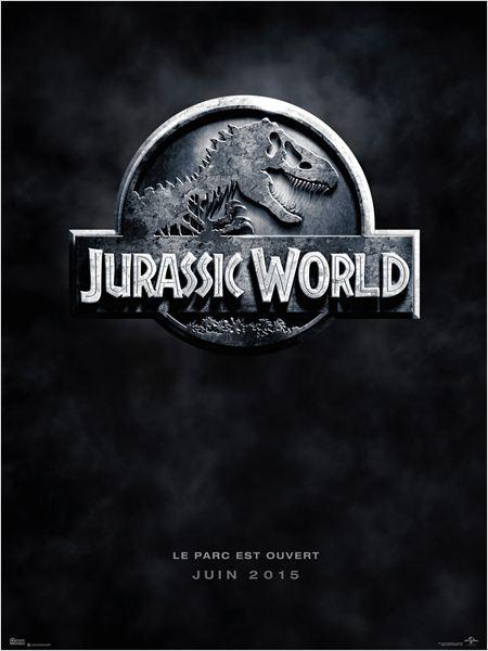 Jurassic World affiche