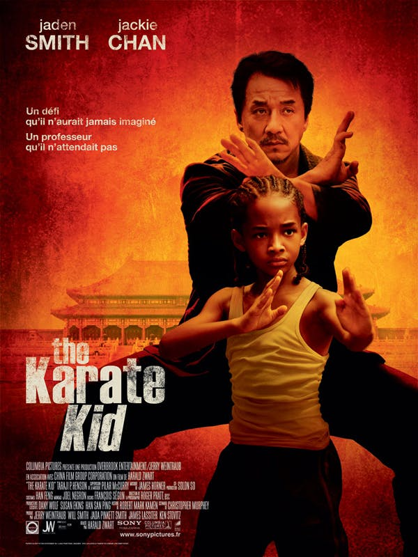 Affiche Karate Kid