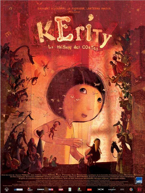 Affiche Kérity La maison des contes