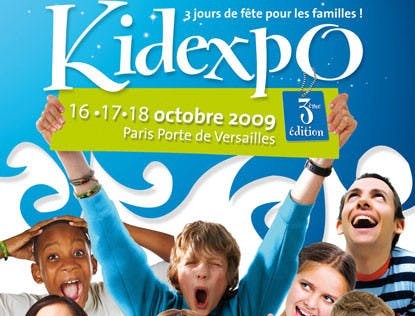Affiche Kid Expo 2009