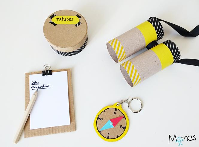 kit explorateur jouet