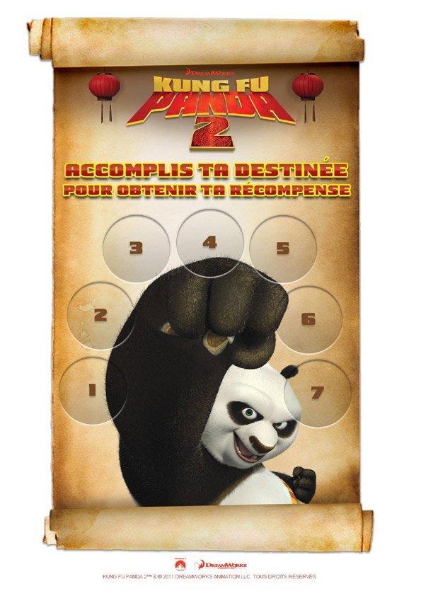 Kung-Fu Panda : récompense de topissitude 2