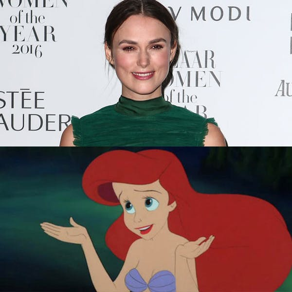 L'actrice Keira Knightley interdit à sa fille de regarder certains Disney