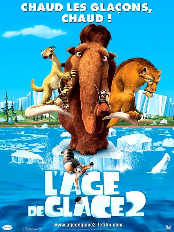 L'Age de glace 2 : la fonte des glaces