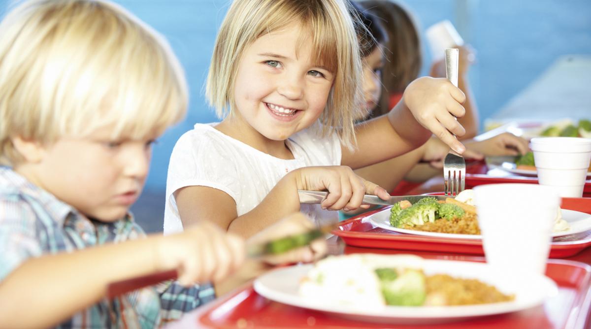 L'alimentation : des repas équilibrés pour toute la famille !