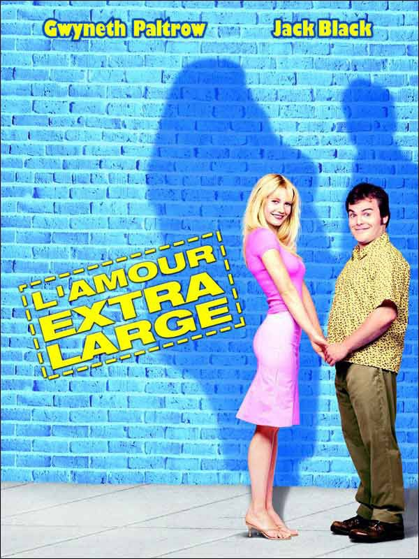 Affiche L'amour extra large