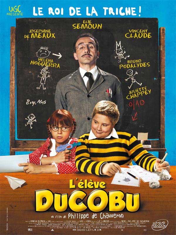 Affiche L'élève Ducobu