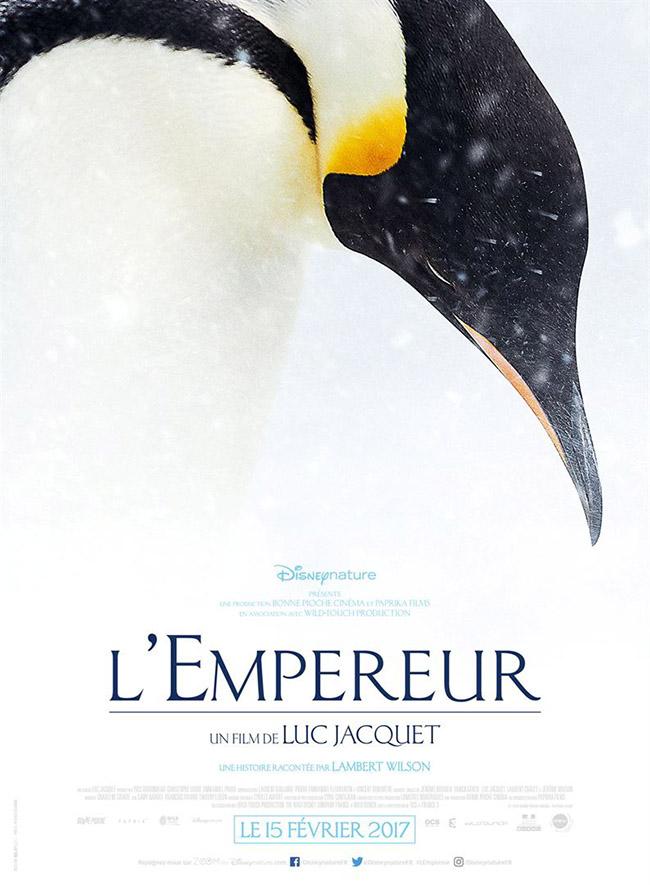 L'empereur affiche