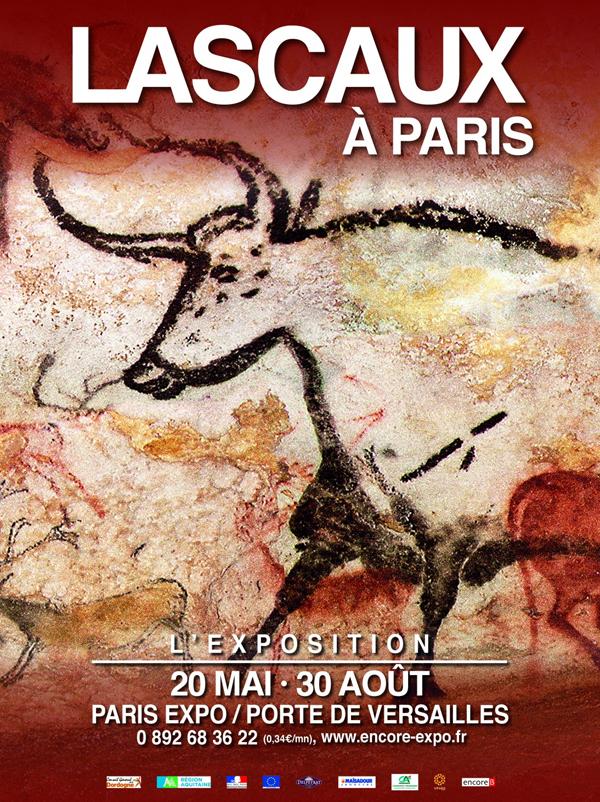 L'expo Lascaux