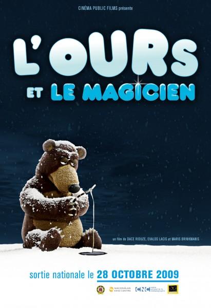Affiche L'Ours et le Magicien