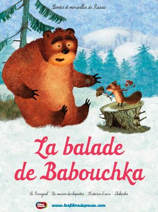 Affiche La balade de Babouchka