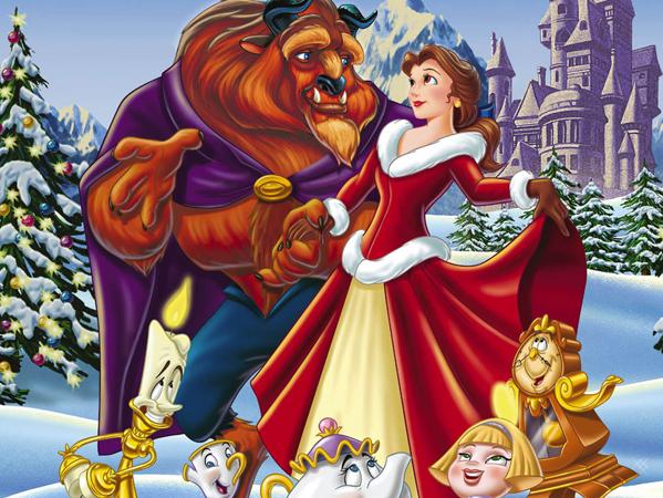 La Belle et la Bête 2 : le Noël Enchanté