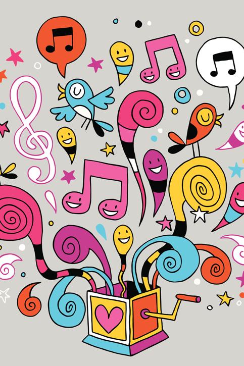 Berceuse La boite à musique