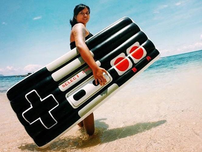 La bouée console de jeu