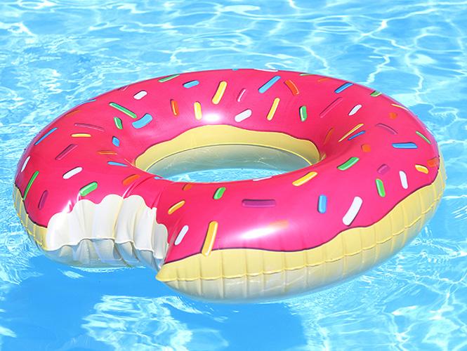 La bouée donut