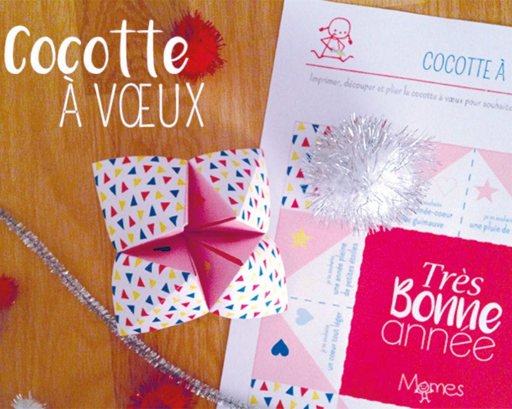 La Carte De V Ux Cocotte Momes Net
