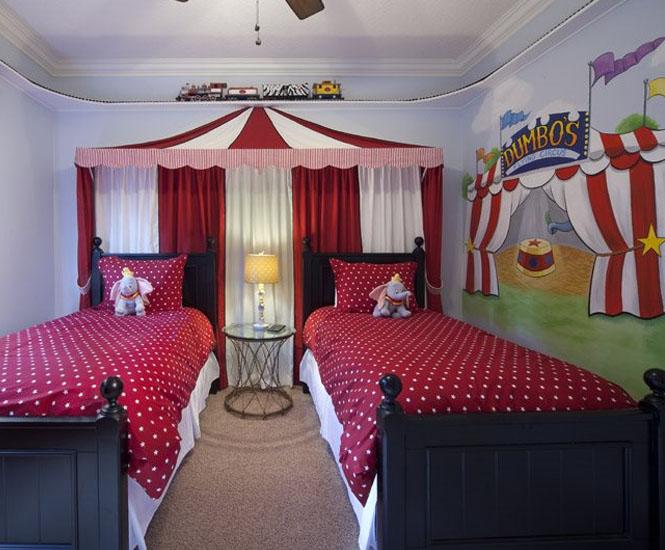 La chambre Dumbo
