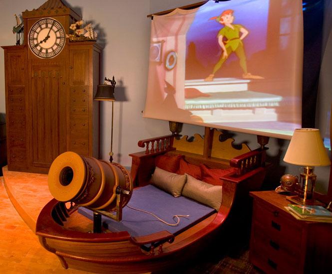 La chambre Peter Pan