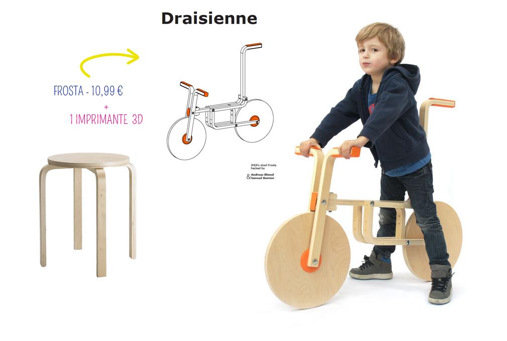 Draisienne Ikea