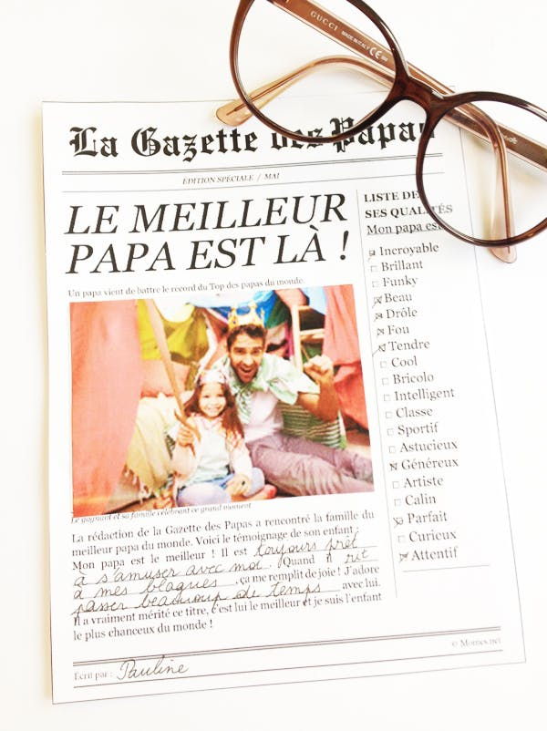 gazette des papas