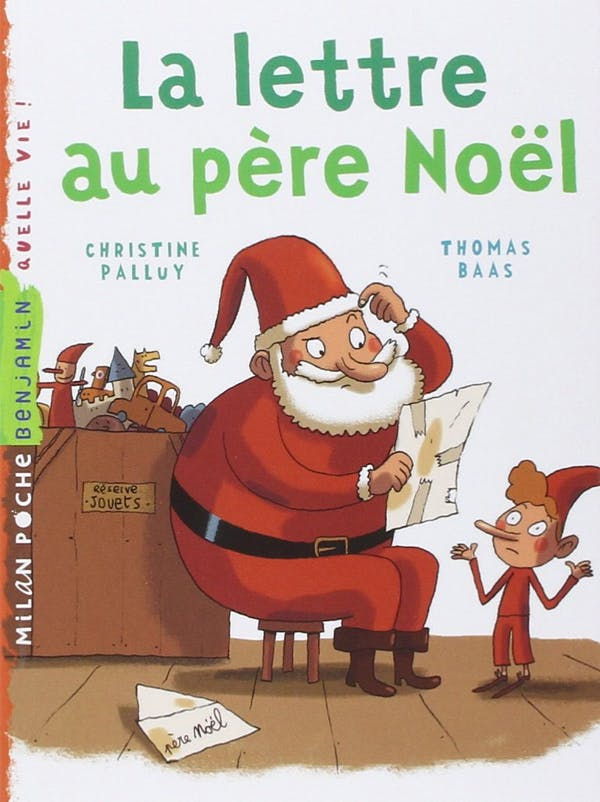 La lettre au Père-Noël
