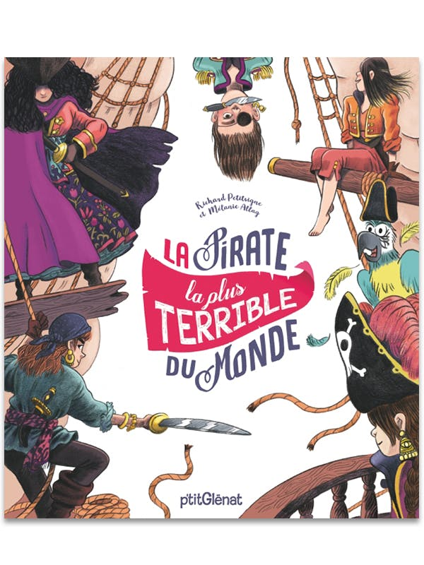 La Pirate la plus terrible du monde