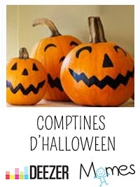 La playlist de Momes pour Halloween
